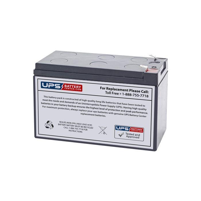 Solex SB1270 12V 7 2Ah F1 Replacement Battery