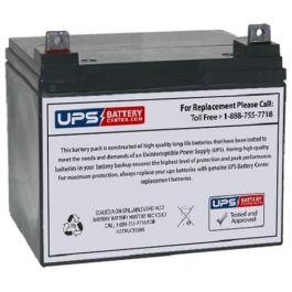Dual Lite ERS Compatible Replacement Battery